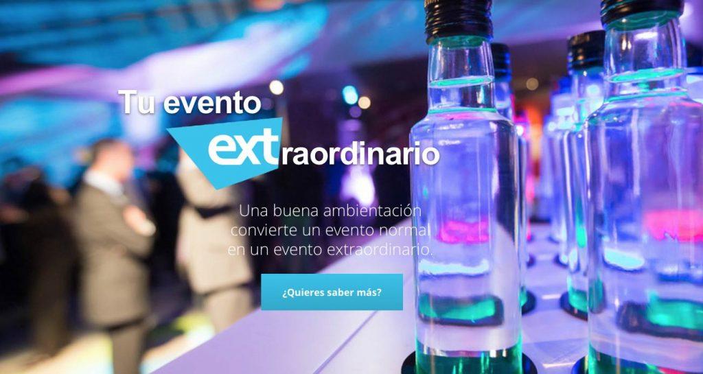Diseño página web Extremiana