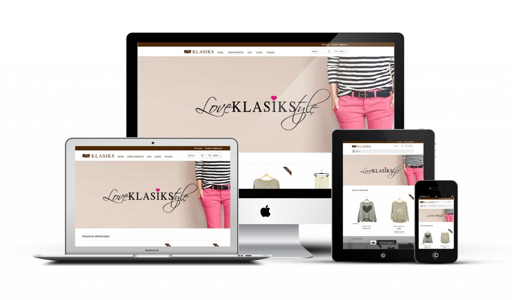 Tienda online klasiks