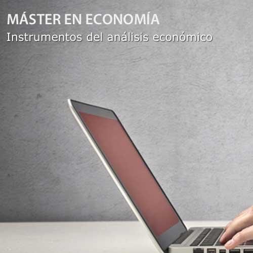 Página web master economia
